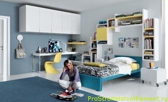 Красивые детские комнаты для девочек подростков фото
