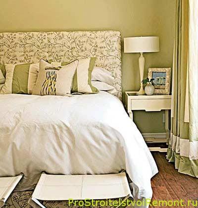 Красивый интерьер спальни фото про