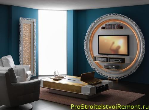 Дизайн и ремонт гостиной фото