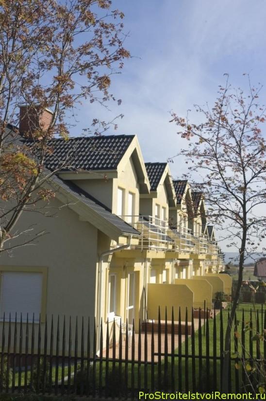 Строительство и покупка участка под застройку