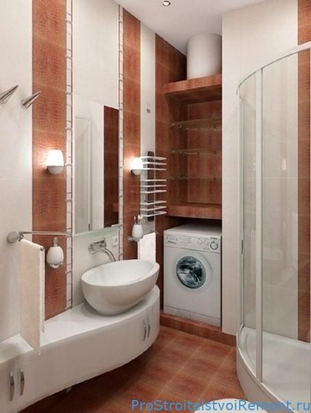 ванную или душевую кабинку