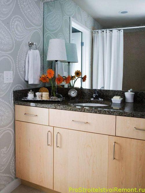 Дизайн ванной комнаты во французском стиле фото