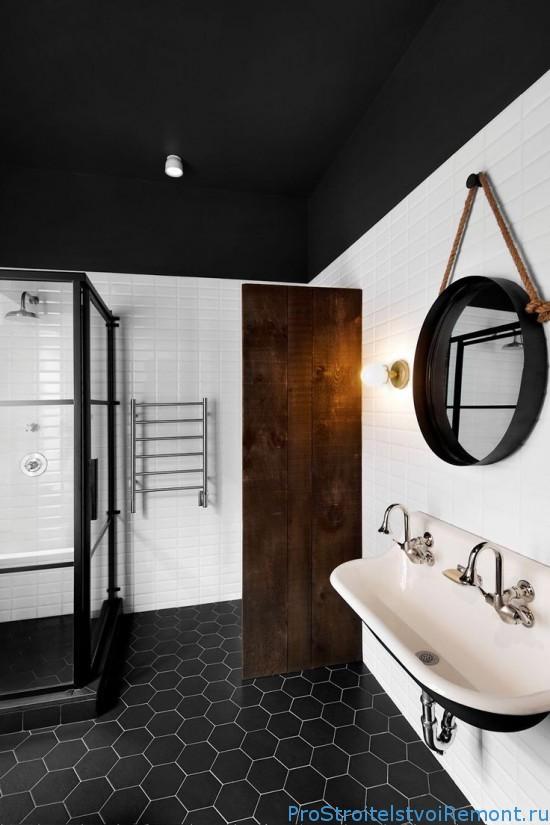 Ванна в скандинавском стиле - комфорт и простота в интерьере фото