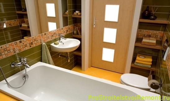 Дизайн освещения в ванной комнате фото