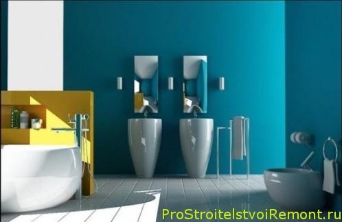 Стильная ванная комната фотографии