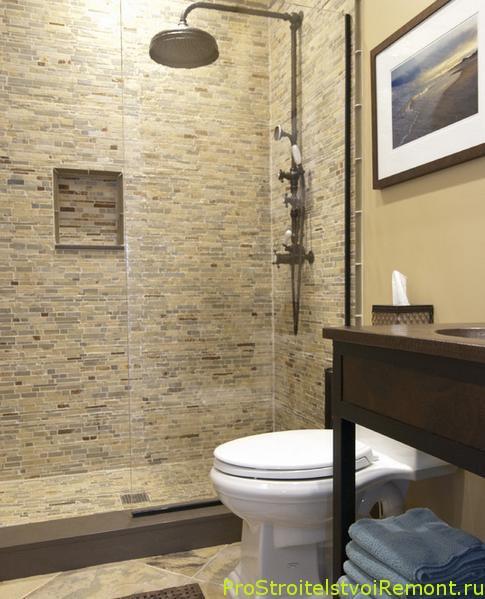 Фотографии Ванная комната фото с душевой кабиной