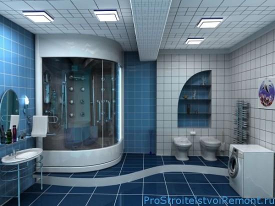 Какой должна быть ванная комната?