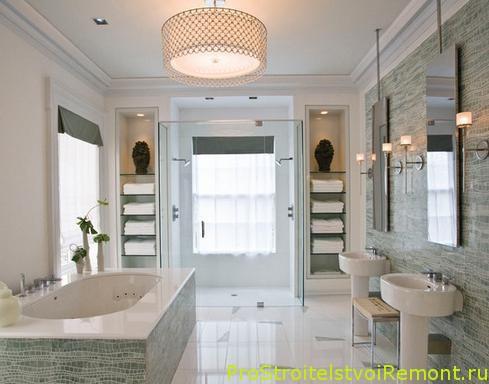 Фотографии Ванная комната фото
