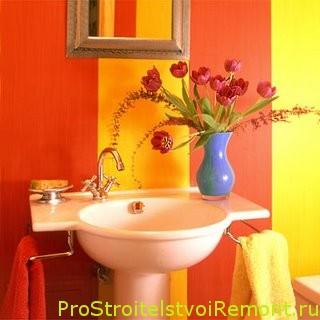 Ванная комната ремнот