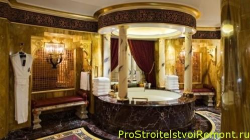 Ванная в арабском стиле фото