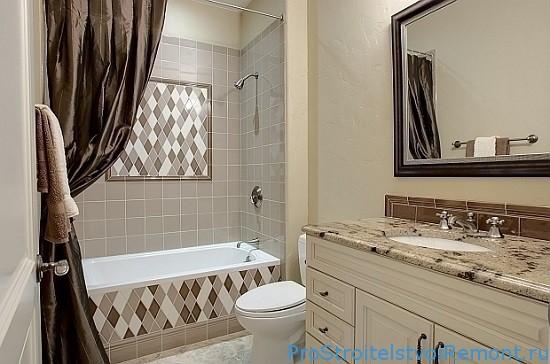 Герметизация швов пластиковых панелей в ванной