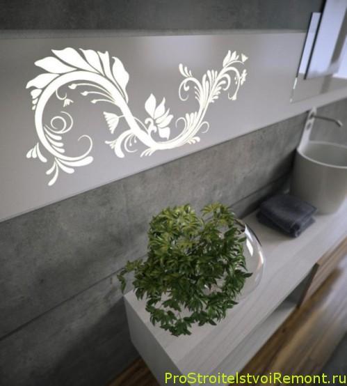 Элегантный дизайн ванной комнаты фото
