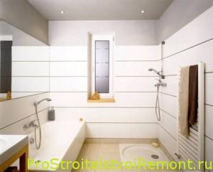 Дизайн ванной комнаты, душевая кабина в ванной комнате фото