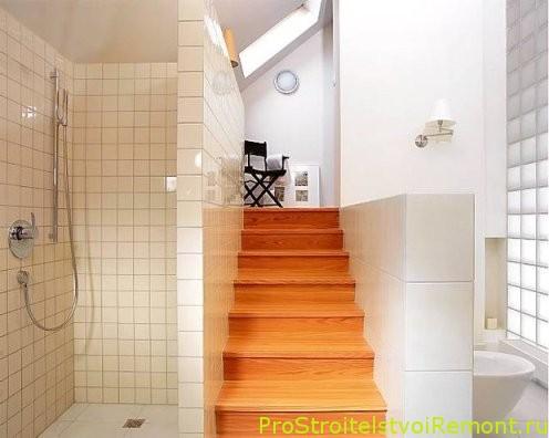 Фотографии ванных комнат с душевой кабиной фото