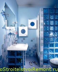 Красивый Дизайн и интерьер ванной комнаты с душевой кабиной фото