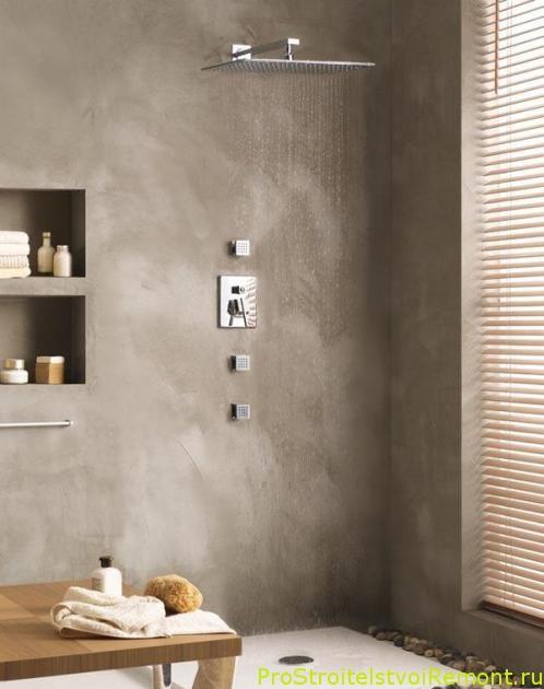 Фото ванной комнаты с душевой кабиной фото