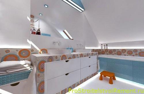 Фотографии ванной комнаты с душевой кабиной фото