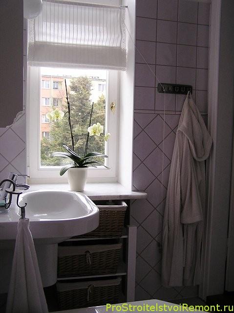 Окно в ванной фото. Дизайн и интерьер ванной комнаты с окном фото