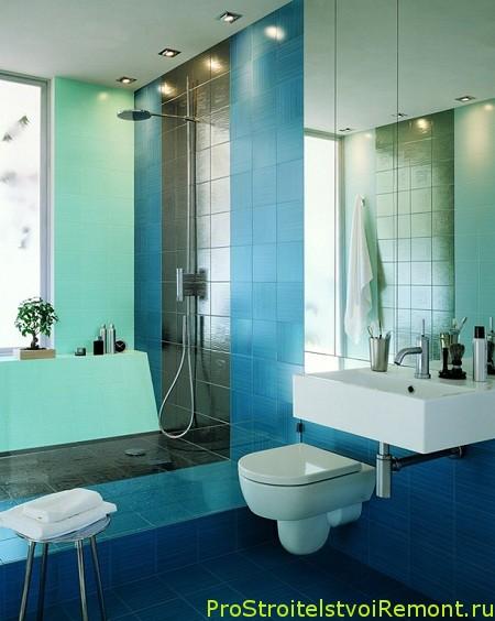 Как выбрать плитку для ванной комнаты?