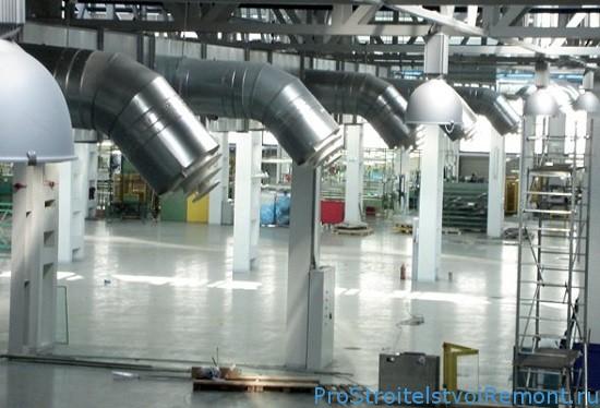 Особенности приточно-вытяжных систем вентиляции
