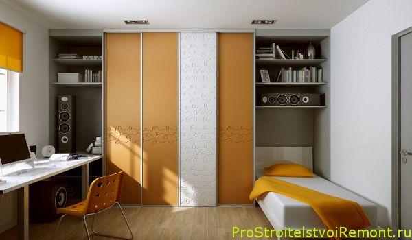 Дизайн маленькой комнаты фото спальни