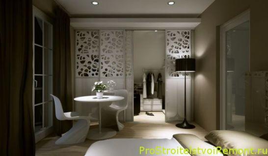 Уютный дизайн маленькой спальни фото